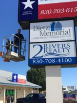 Printing Banners & Signs in New Braunfels, TX